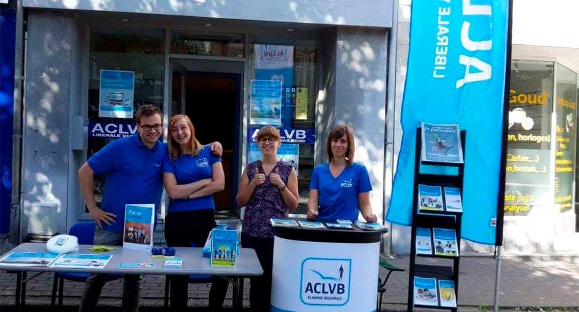 ZOTTEGEM-WINKELCENtrUM-handelaars-ACLVB