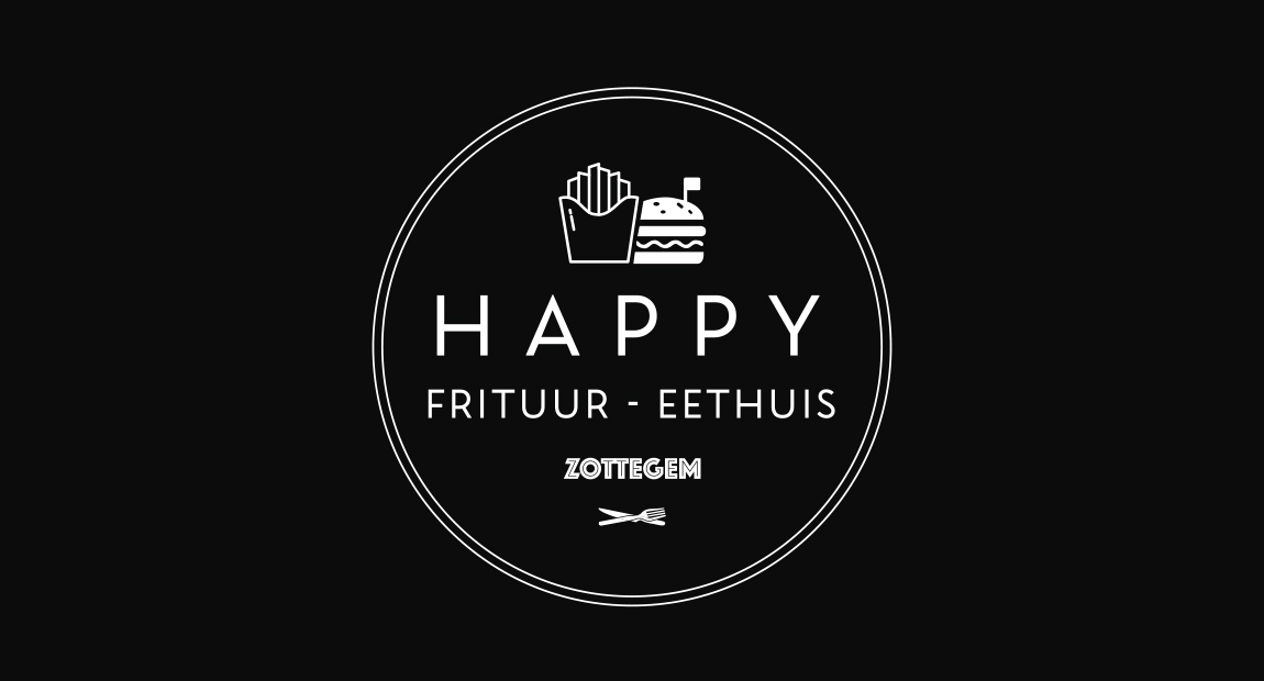 Zottegemwinkelcentrum-Frituur-Happy-Eethuis